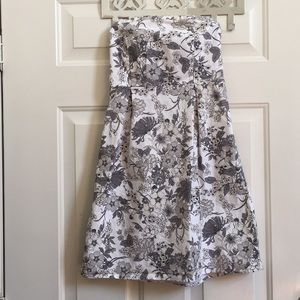 Old Navy strapless dress size 4
